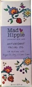 Mad Hippie antioxidant bottle
