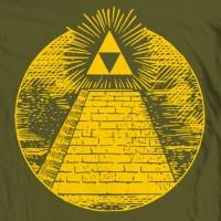 Mixed Tees Pyramid Tee Shirt