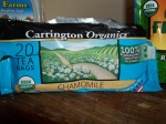 Carrington Farms Chamomile Tea